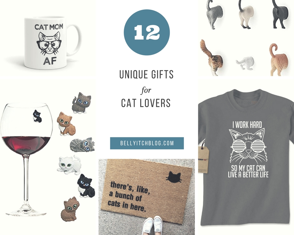 Gift Guide 12 Gifts Under 20 For Cat Lovers