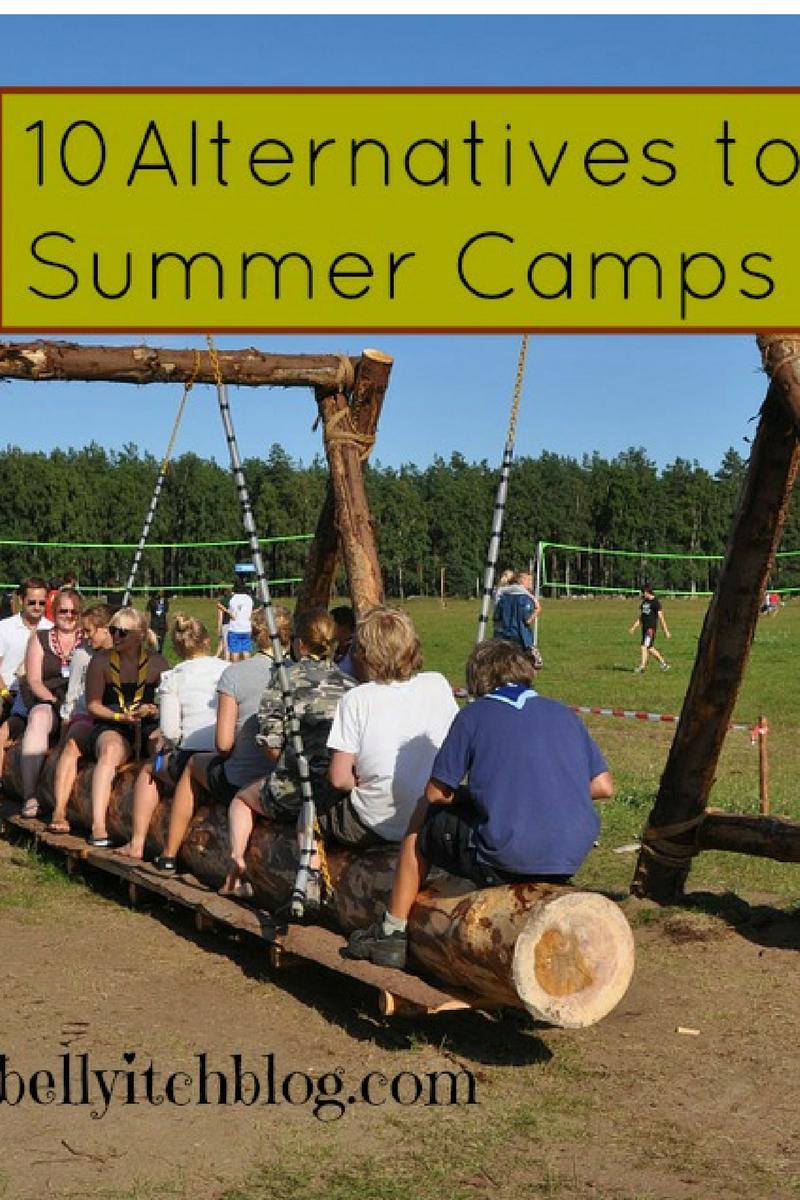 summer camp photo
