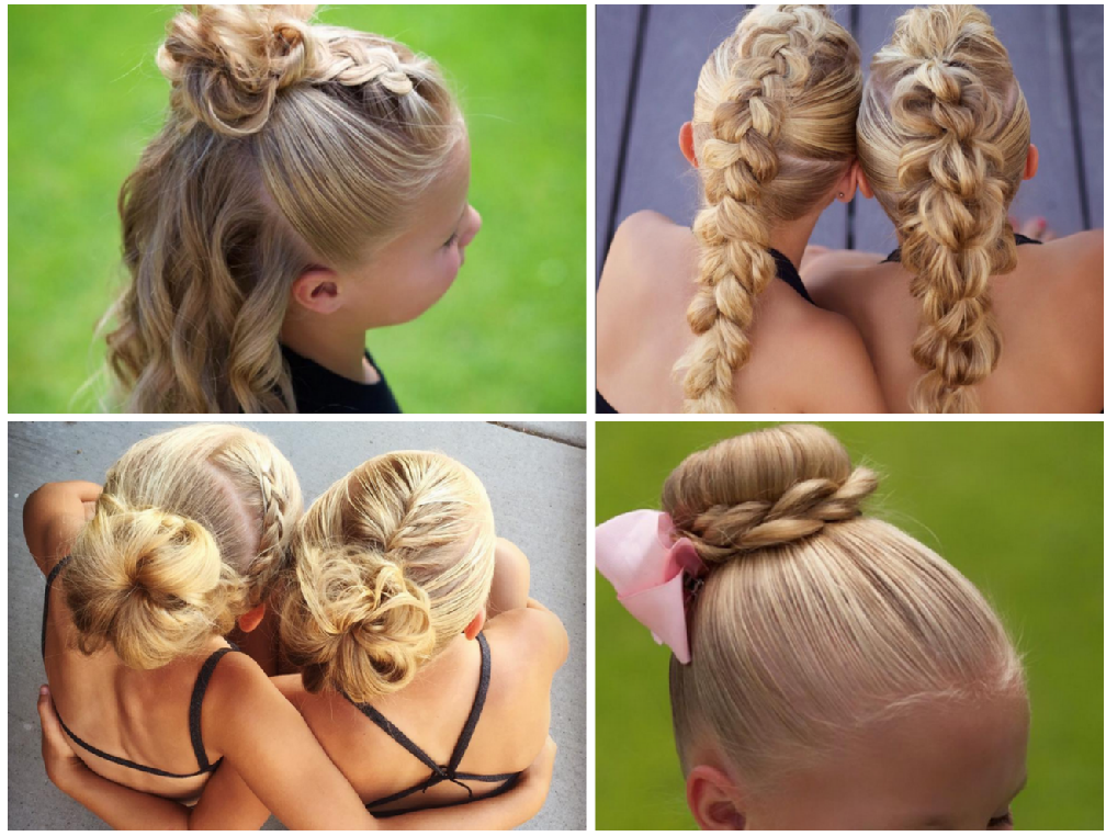 Holiday Hairstyle Ideas For Little Girls By Jill Ehat