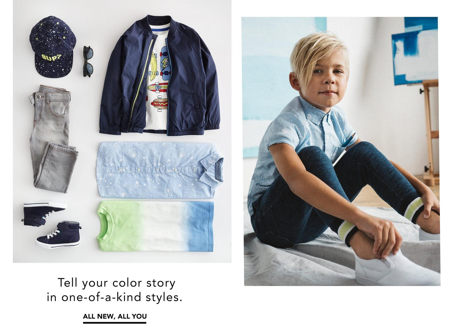 gymboree clothing boys