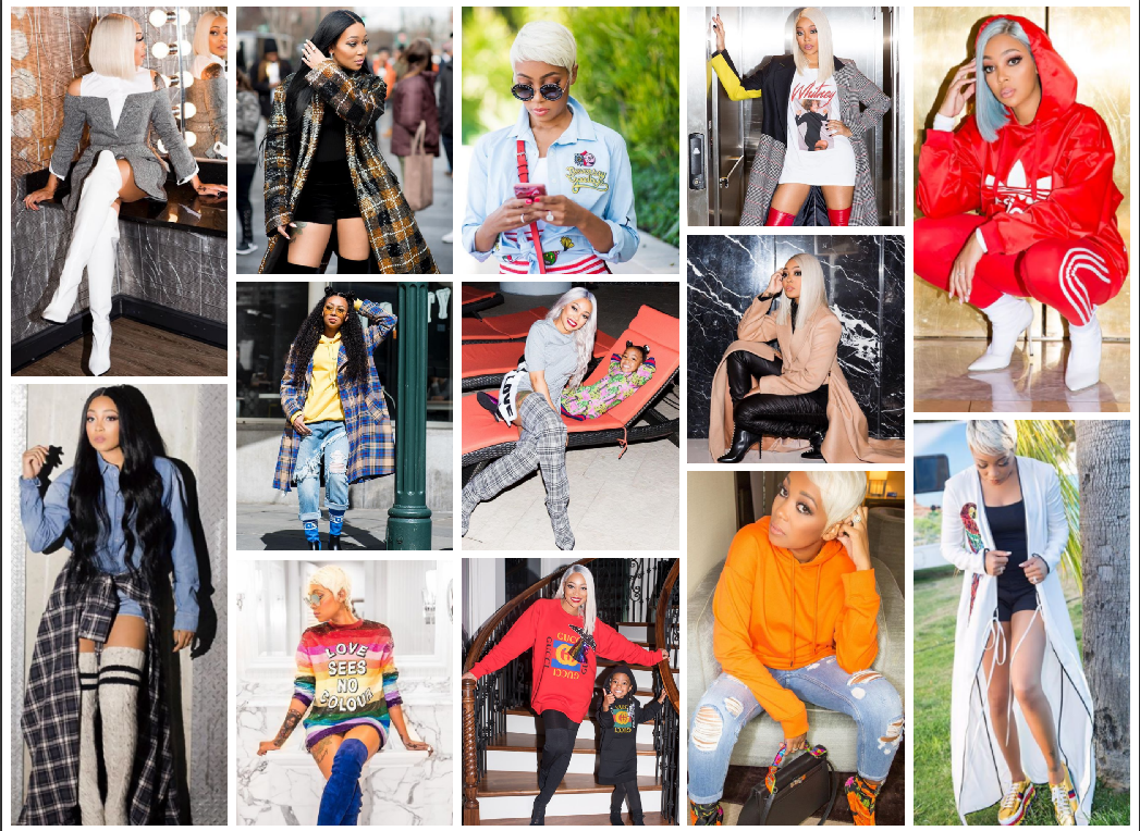 Monica Brown is Our 2018 Posh Style Mom Icon!