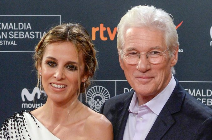 richard gere and wife