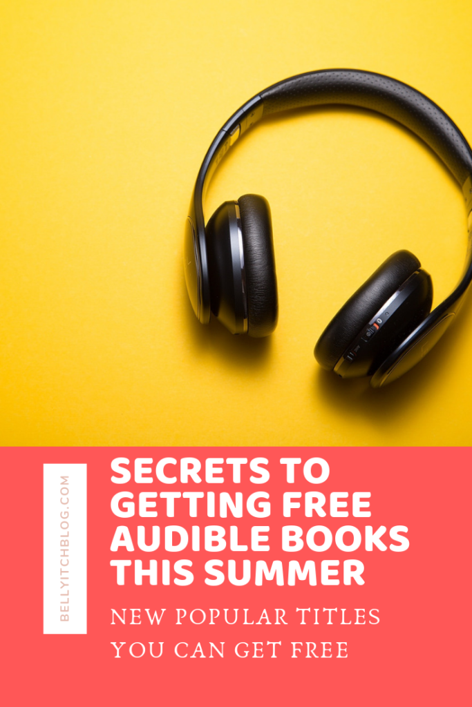 How to Get Free Titles on Audible this Summerinfographic