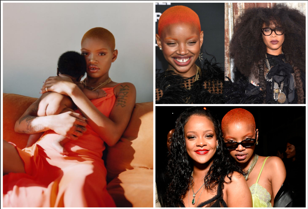 slick woods erykah badu and rihanna