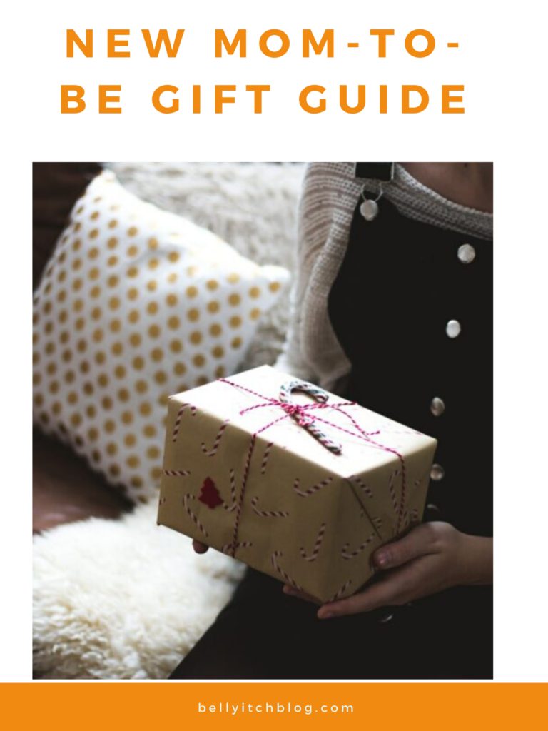 Gifts for That Mom-To-Be on Your