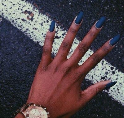 17 Nail Colors That Flatter Dark Skin Bellyitchblog